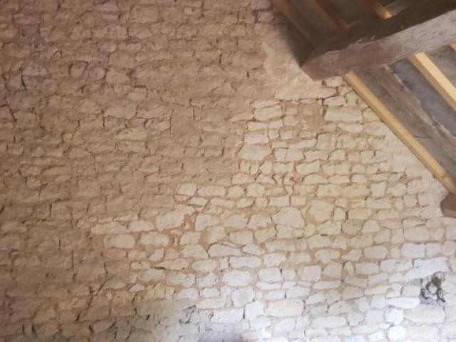 Nouveauté SCMB pose vous propose l'aérogommage : décapage de façade par abrasif